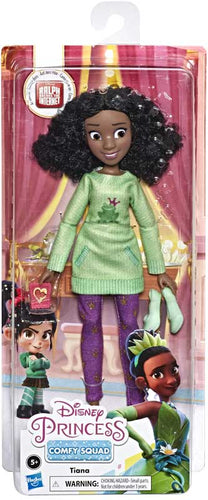 Disney Princess Comfy Tiana Doll
