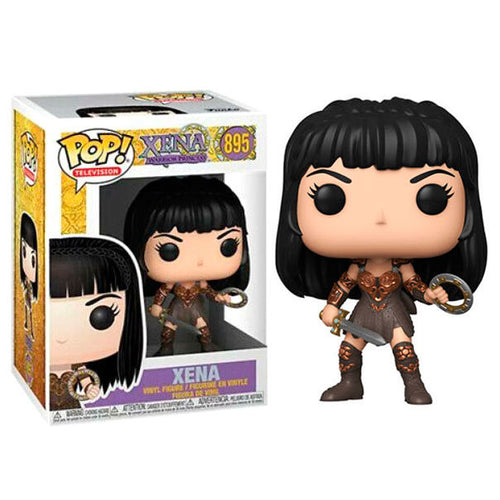 Funko POP figure Xena Warrior Princess Xena