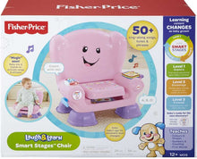Load image into Gallery viewer, Fisher Price Laugh & Learn Smart Stages Chair Pink