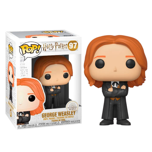 Funko POP figure Harry Potter George Weasley Yule Ball