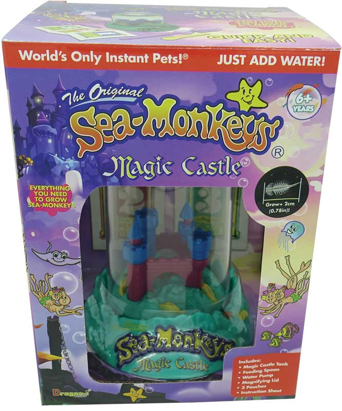Sea-Monkeys Magic Castles