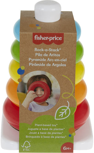 Fisher Price Eco Rock-A-Stack