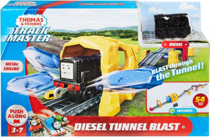 Thomas & Friends Trackmaster Diesel Tunnel Blast Set