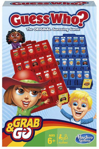 Hasbro Guess Who Grab & Go Game
