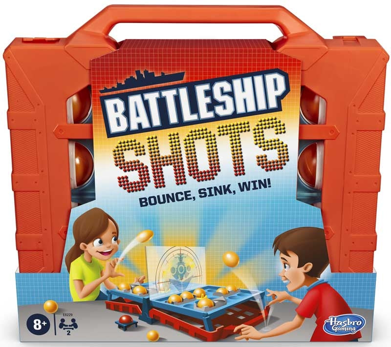 Hasbro Battleship Shots Game
