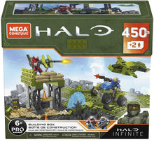 Load image into Gallery viewer, MEGA CONSTRUX HALO BUILDING BOX