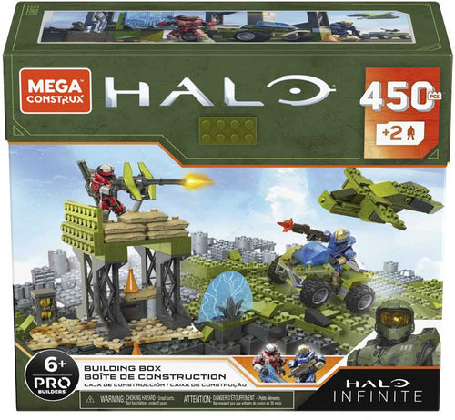 MEGA CONSTRUX HALO BUILDING BOX