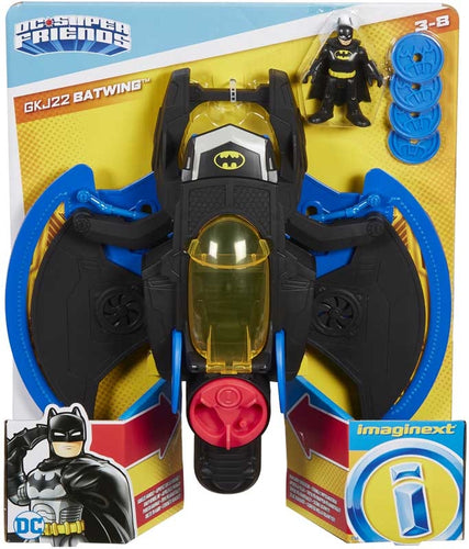 IMAGINEXT DC SUPER FRIENDS BATWING