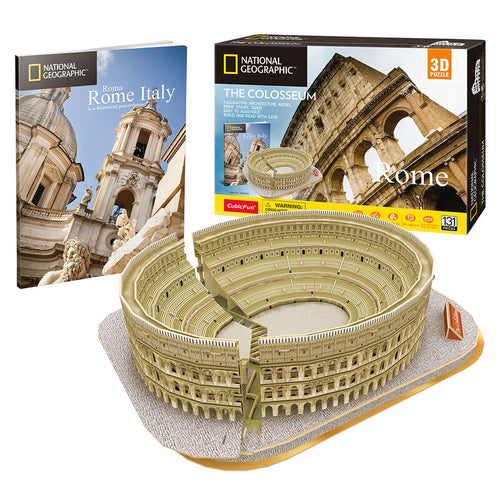 National Geographic The Colosseum Rome 3D puzzle