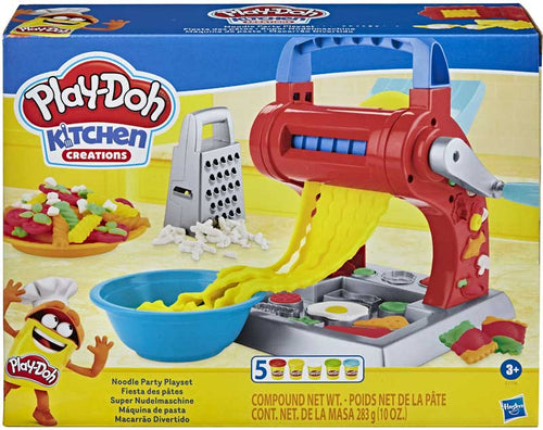 Play Doh Noodle Party Playset