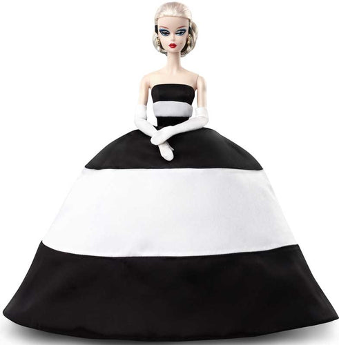 Barbie BFMC Doll 2 Black and White