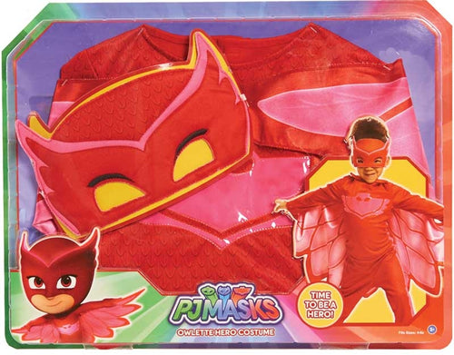 PJ Masks Costume Set - Owlette