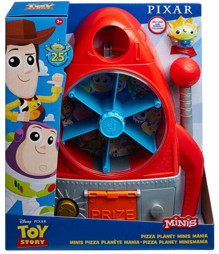 Disney Toy Story 4 Pizza Planet Playset