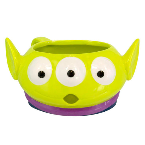 Disney Toy Story 3D alien mug