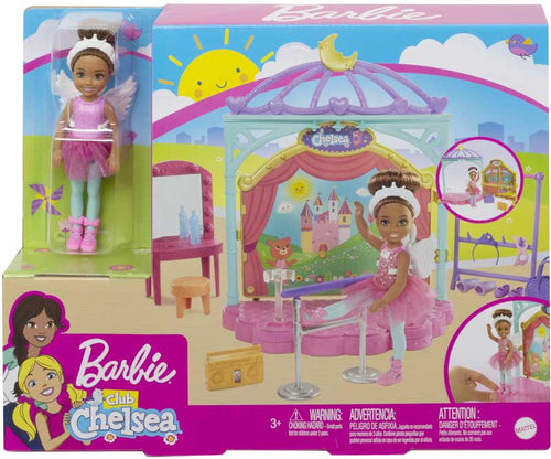 Barbie Chelsea Ballet Playset