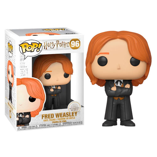 Funko POP figure Harry Potter Fred Weasley Yule Ball