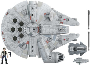 Disney Star Wars Mission Fleet Deluxe Vehicle Falcon