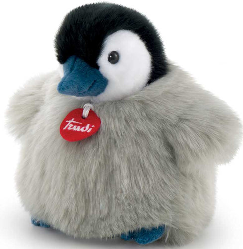 Trudi Fluffies Penguin Soft Toy Small