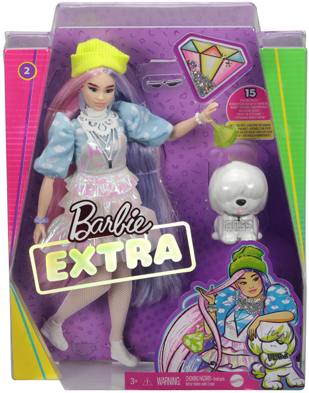 Barbie Extra Beanie Doll