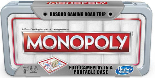 Hasbro Monopoly Gaming Road Trip