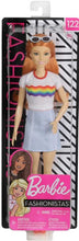 Load image into Gallery viewer, Barbie Fashionistas Doll 15