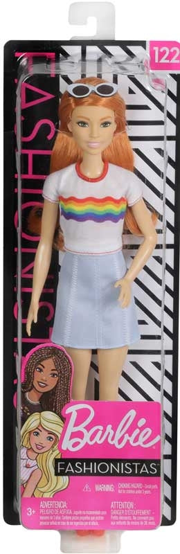 Barbie Fashionistas Doll 15