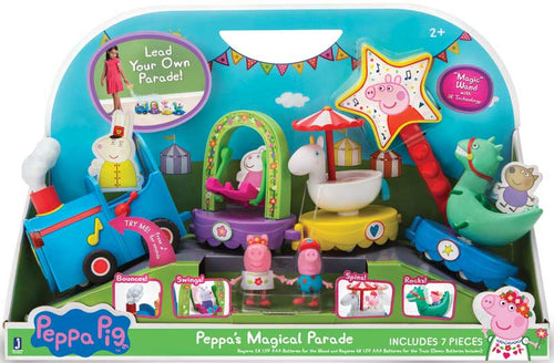 Peppa Pig Magical Parade Train