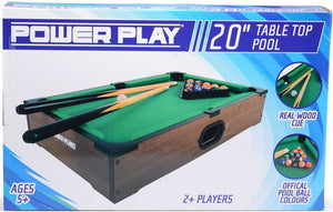 20 inch Pool Table Game