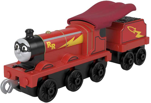 Thomas & Friends Trackmaster Push Along Large Engine Super Hero James