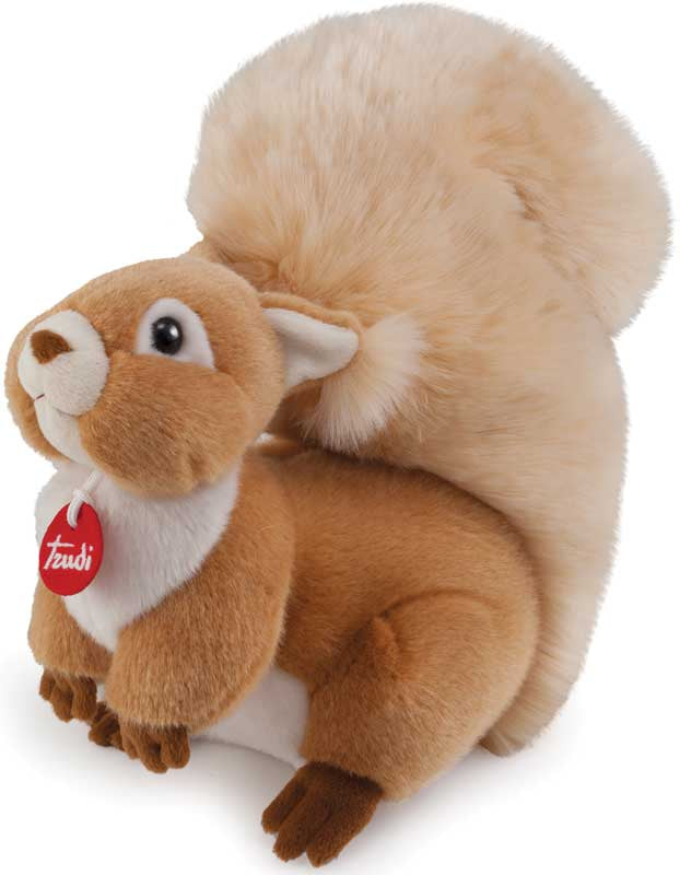 Trudi Squirrel Ginger Soft Toy