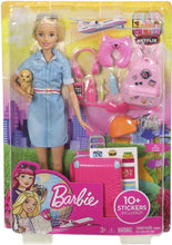 Load image into Gallery viewer, Barbie Travel Barbie Lead Doll