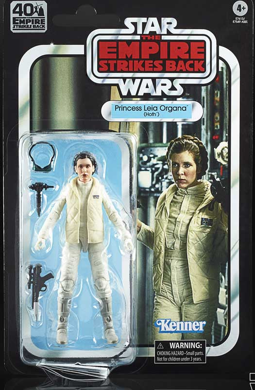 STAR WARS E5 40TH ANN E5 PRINCESS LEIA