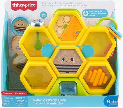 Fisher Price Busy Bee Activity Hive