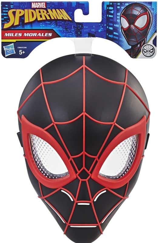 Marvel Spiderman Hero Mask Miles