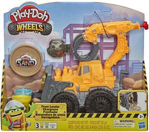 Play-Doh Front Loader Toy Truck