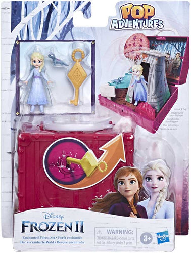 Disney Frozen POP Adventures Scene Set Enchanted Forest