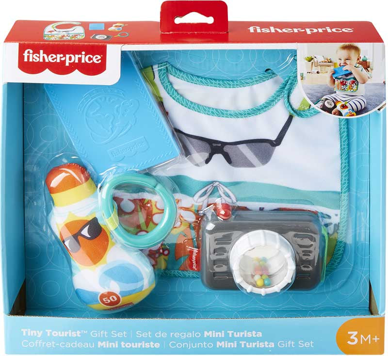Fisher Price Travel Baby Gift Set