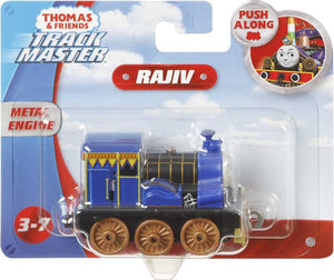 Thomas & Friends Small Push Along Engine Rajiv