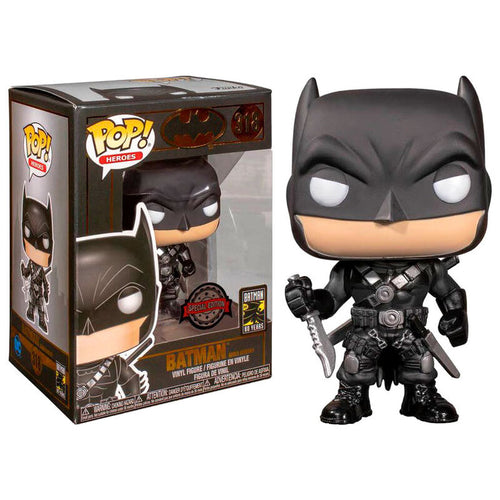 Funko POP Figure DC Batman Grim Knight Batman