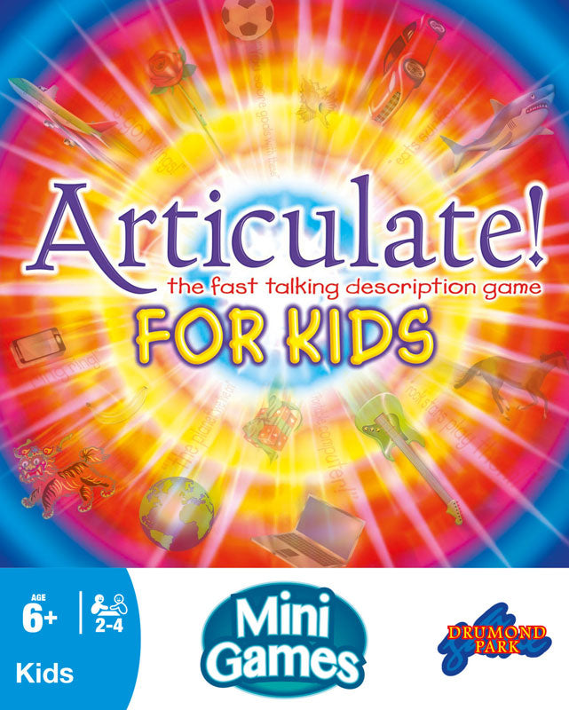 Articulate for Kids Mini Game