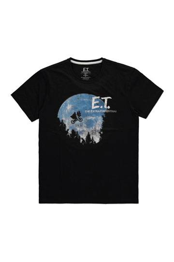 E.T. the Extra-Terrestrial Men's T-Shirt