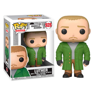 Funko POP 928 figure Umbrella Academy Luther Hargreeves