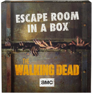 The Walking Dead Escape Room in a Box