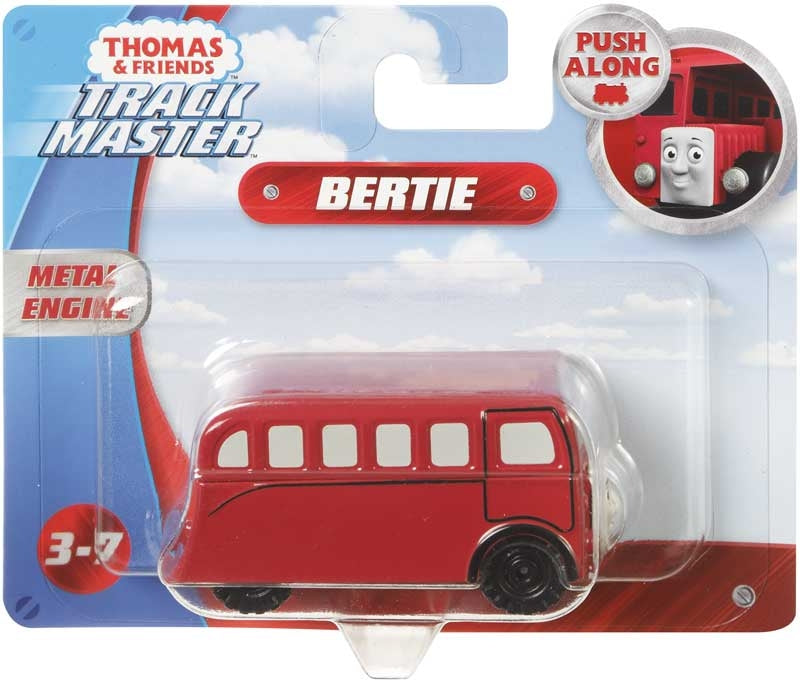 Thomas & Friends Push Along Small Engine Bertie