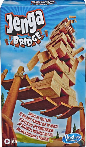 Hasbro Jenga Bridge Game
