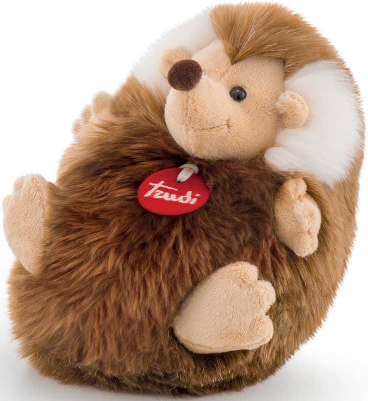 Trudi Fluffies Hedgehog Toy Small