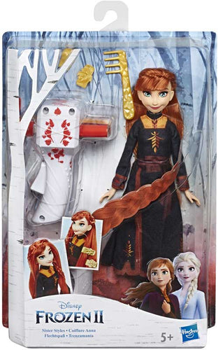 Disney Frozen 2 Sister Styles Anna Doll