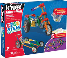 Load image into Gallery viewer, K'nex Education Stem Explorations Vehicles Building Set