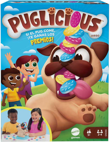 Puglicious Game