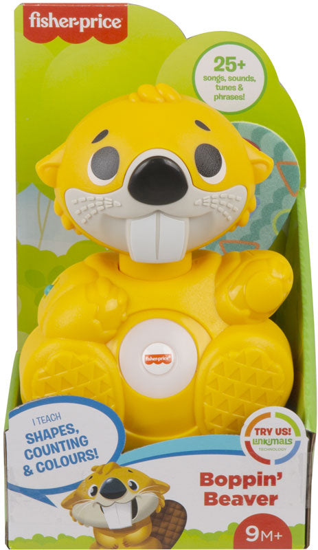 Fisher Price Boppin Beaver